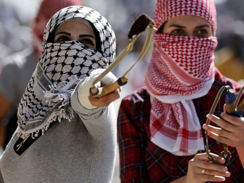 Overzicht maart 2017`  De strijd van Palestijnse vrouwen