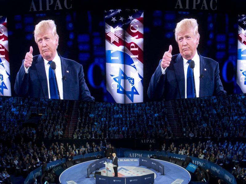 Overzicht juli 2018 | De Israël lobby