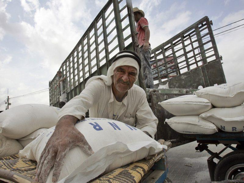 Overzicht september 2018 | Israëls controle op voedselvoorziening