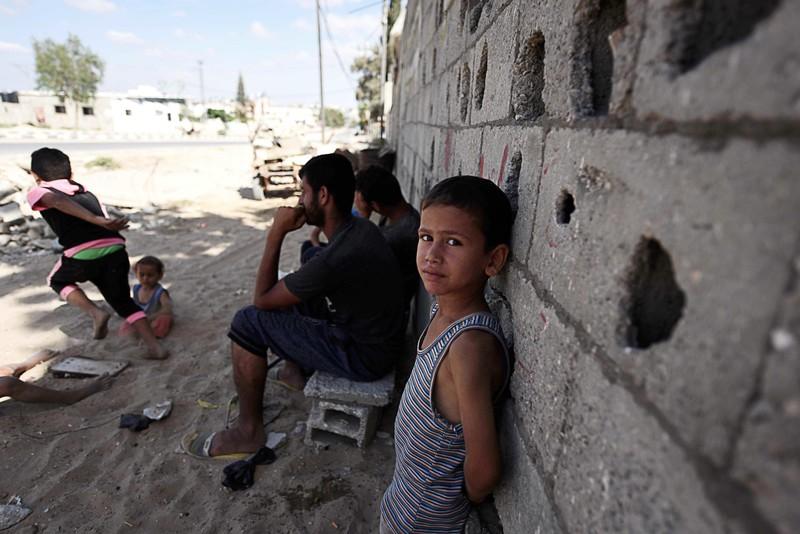 Overzicht oktober 2018   Gestagneerde heropbouw van de Gazastrook