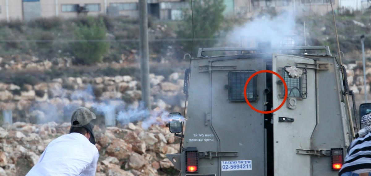 Fotobron: B'Tselem