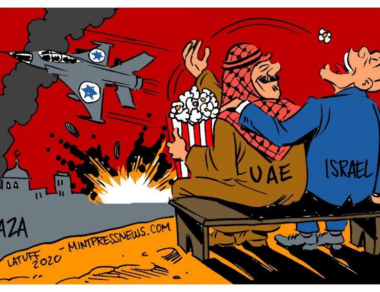 Overview August 2020 | Gaza 20 nights under attack