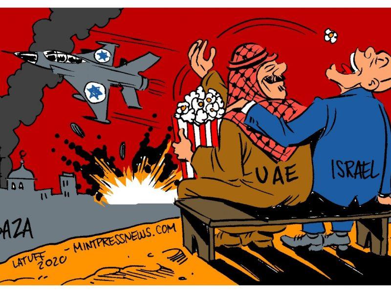 Overzicht augustus 2020 | Gaza 20 nachten onder vuur
