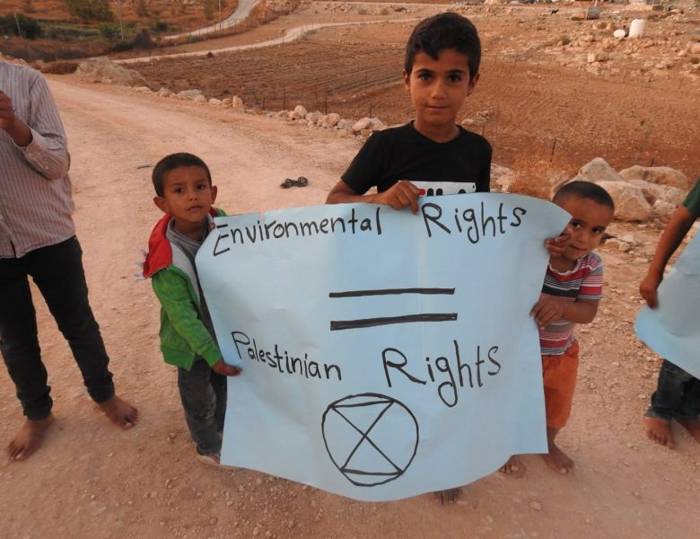 Overview September 2020 | Climate change in occupied Palestine