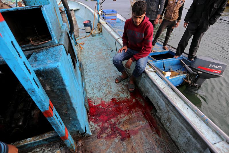 Overzicht maart 2021 | Vissen in de Gazastrook, een dodelijk beroep