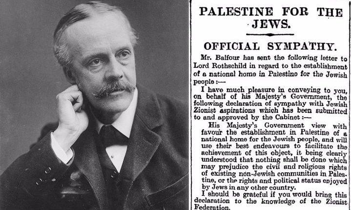 'Balfour' Centenary in the Media